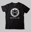 CAMISETA GEEK - SHIELD