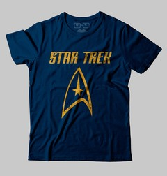 CAMISETA GEEK - STAR TREK