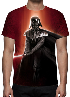 CAMISETA GEEK - STAR WARS - DARTH VADER - MOD. 2