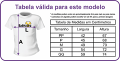 CAMISETA GEEK - CAVERNA DO DRAGÃO