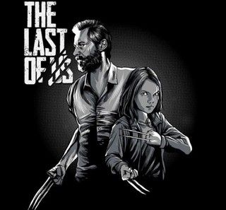 CAMISETA GEEK - THE LAST OF LOGAN - comprar online