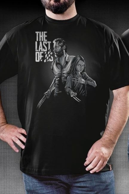 CAMISETA GEEK - THE LAST OF LOGAN