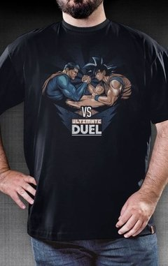 CAMISETA GEEK - ULTIMATE DUEL