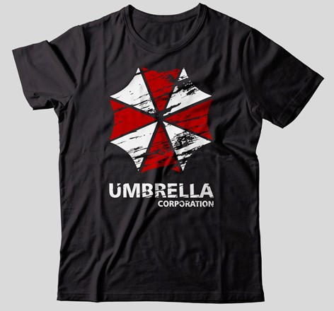 CAMISETA - UMBRELLA CORPORATION