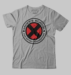 CAMISETA GEEK - X MEN