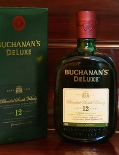 Buchanan's DeLuxe 12 años - 1000 ml
