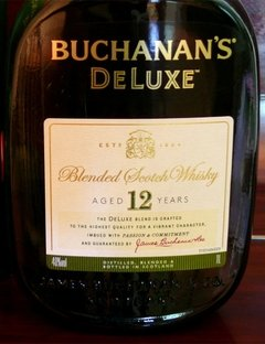 Buchanan's DeLuxe 12 años - 1000 ml en internet