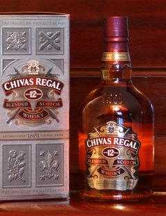Chivas Regal 12 años - 1000 ml