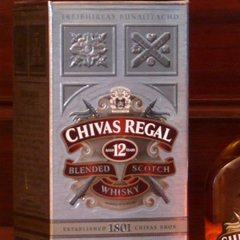 Chivas Regal 12 años - 1000 ml - Cava Leloir