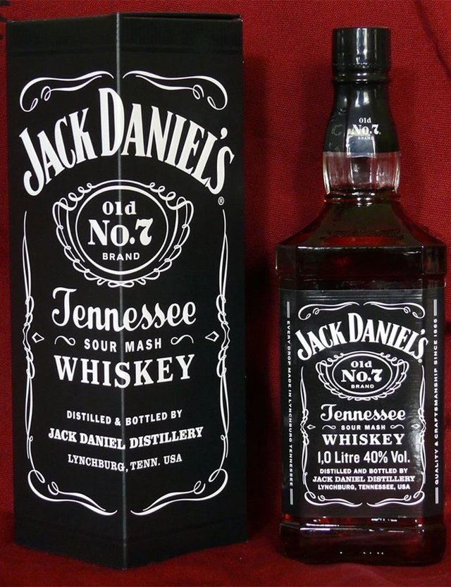 Jack Daniel's Old Nº 7 - 1000 ml en internet