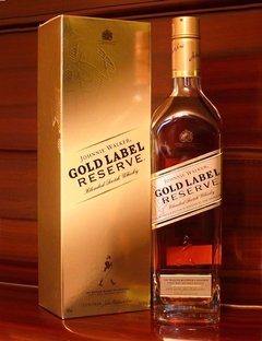 Johnnie Walker Gold Label Reserve - 750 ml