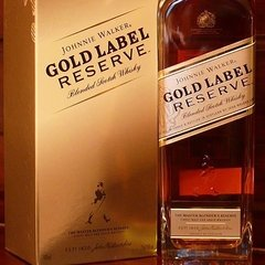 Johnnie Walker Gold Label Reserve - 750 ml - comprar online
