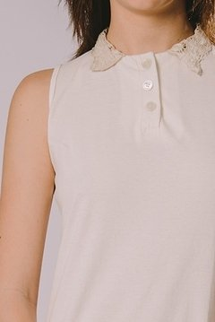 POLO COLLAR DRESS - buy online
