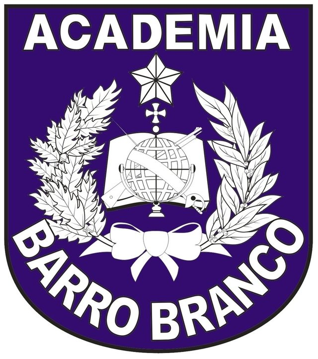 Bordado Academia do Barro Branco s/vecro