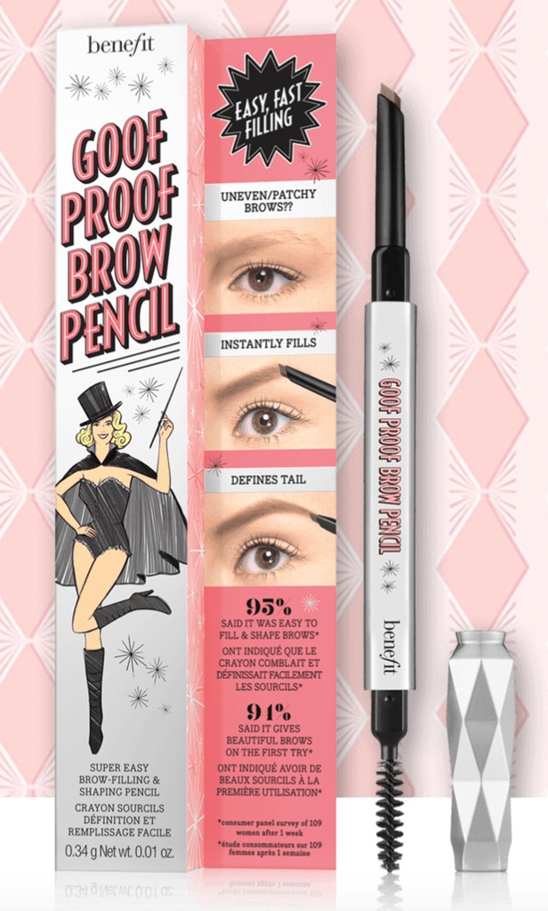 GOOF PROOF EYEBROWN PENCIL