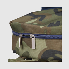 Mochila Classic Camouflage With Navy - Mooka