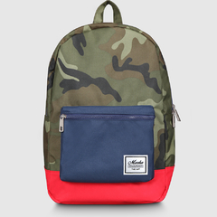 Imagen de Mochila Classic Camouflage With Navy