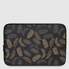 Funda Notebook Black Palms
