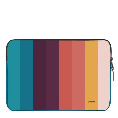 Funda Notebook Diseño Rayado 15
