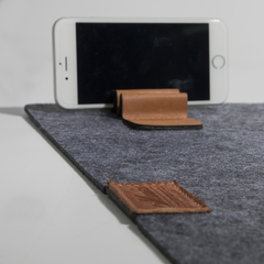 Mooka Desk Pad Marron