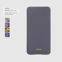 Cargador Besiter Edge 3200 mAH