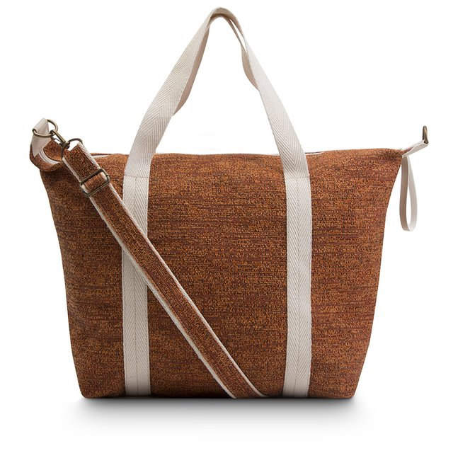 Bolso Bowler Florence Ocre - comprar online