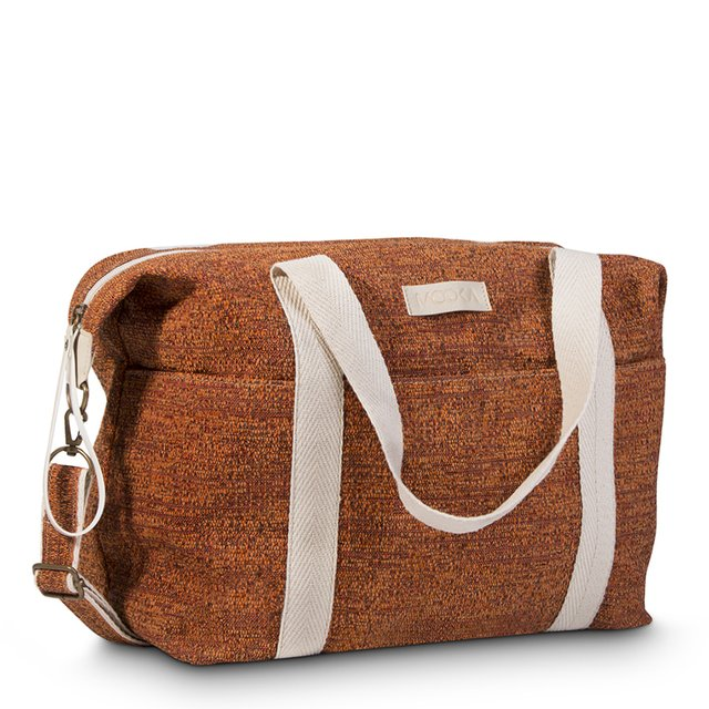 Bolso Bowler Florence Ocre