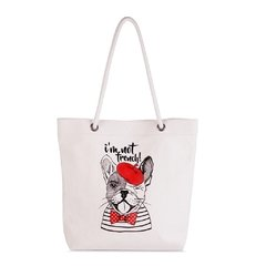 Bolso Playero Bulldog