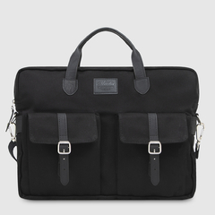 Briefcase Outlander Brick Negro