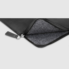 "Slim Sleeve Black Notebooks 14"" - comprar online"