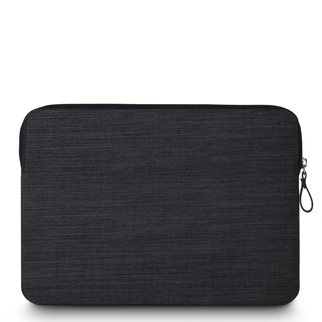 Funda Notebook Chelsy de Lino Gris Macbook Pro 13