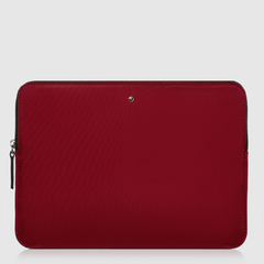 Nylon Sleeve para MacBook Red