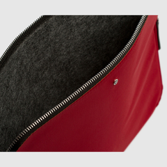 Nylon Sleeve para MacBook Red - Mooka