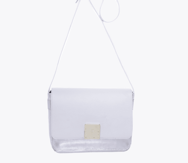 #C1 Shoulder Bag - Clementine