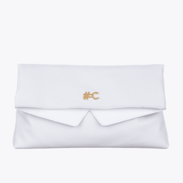 #C2 Peaks Clutch - Clementine
