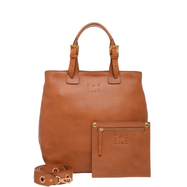 Tote Milano - Caramelo - Clementine
