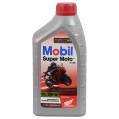 Óleo Semi-Sintético Mobil Super Moto Authentic 10W30 na internet