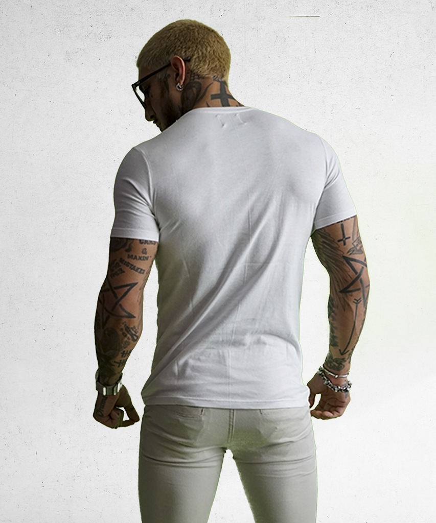 Remera TOP bLANCO