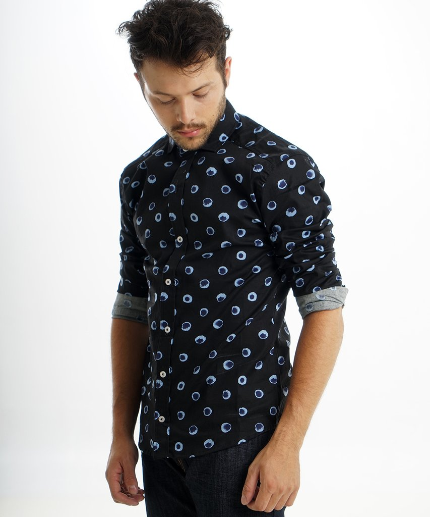 Camisa CELL negro