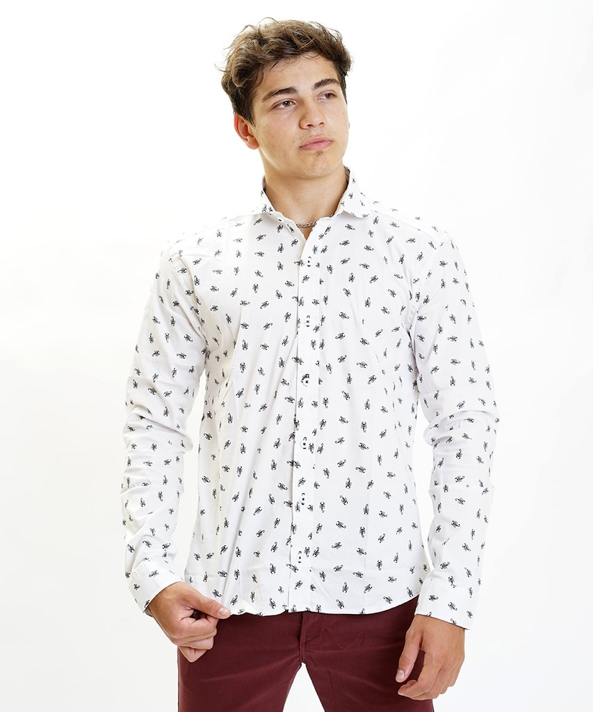 Camisa Escorpión