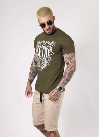 Remeras Retry Verde - comprar online