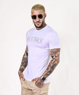 Remera BackTrak Blanco