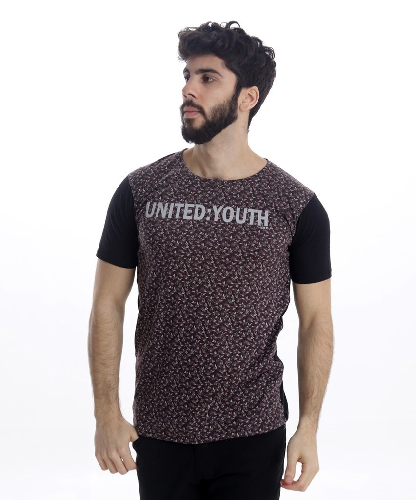 Remera Bordo UNITED YOUTH