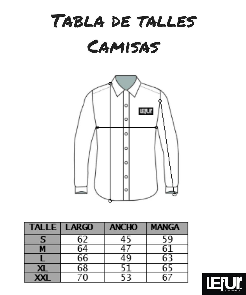 3e00d51f30 Camisa Leñadora Coral - Comprar en Lefur
