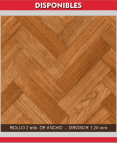 Piso Vinilico Takett ALto Transito  1,5mm 1,2mm 15,mm 3mm simil madera