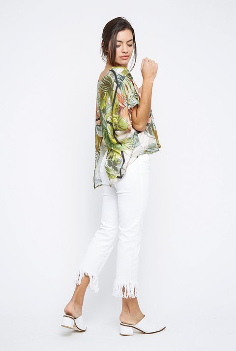 Remera M/C Tropical - comprar online