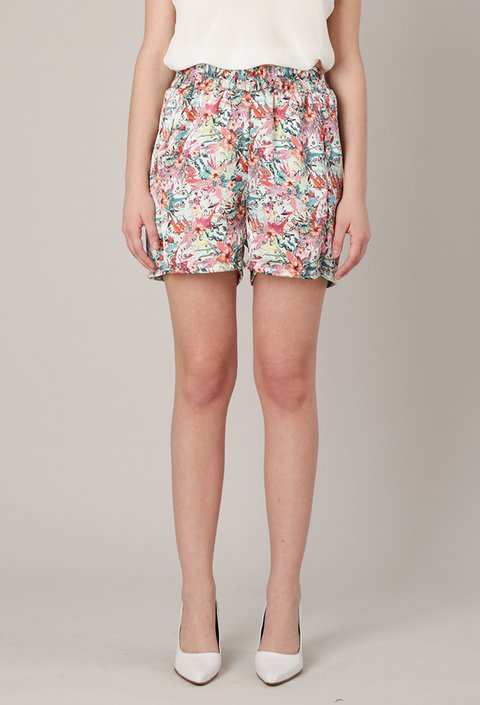 Short Estampado Devoto