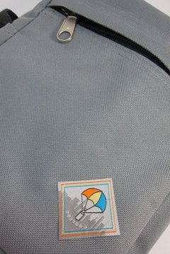 "Minibag ""Coolega"" Cinza Medio"