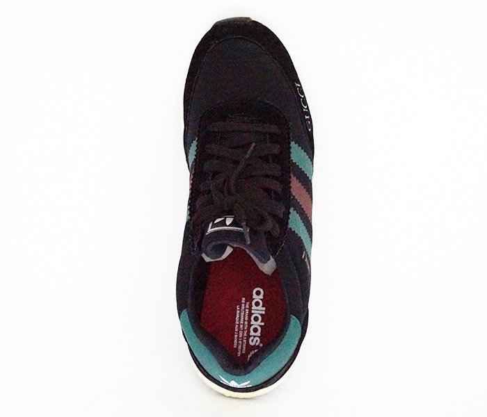 Tênis Adidas Iniki Runner Gucci Preto e Branco 7122c9c79ef