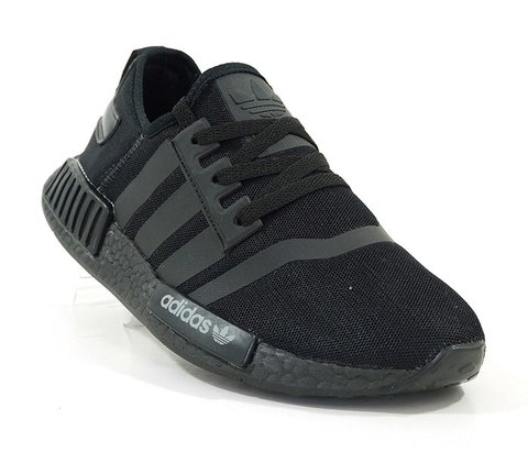791288dabf1 Tênis Adidas NMD Trail Preto e Rosê